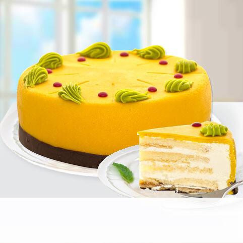Dessert-Maracujatorte