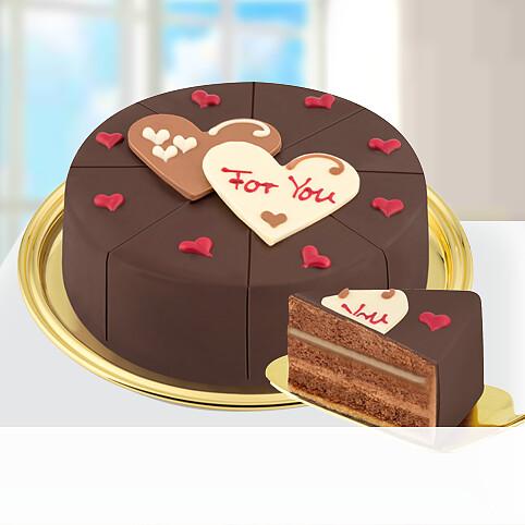 """Dessert-Torte """"For you"""""""