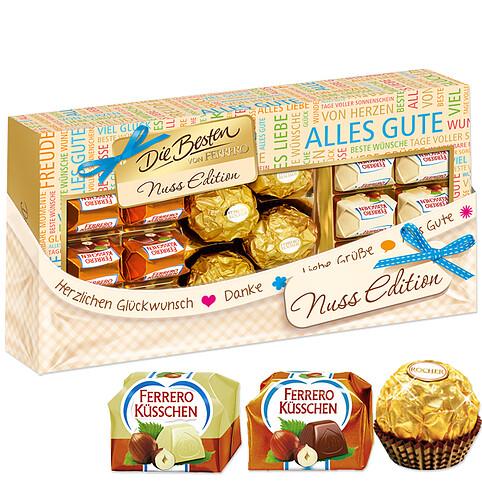 Ferrero Die Besten Nuss-Edition