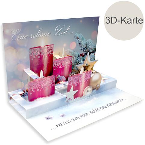 3D-Motivkarte