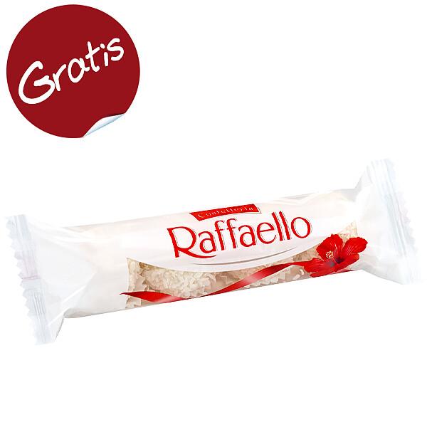 Ferrero Raffaello 4er Riegel