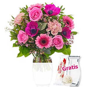 Blumenstrauß <br>Pinky