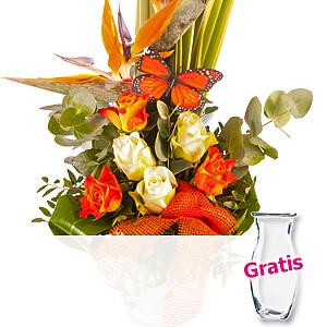 Blumenstrauß <br>Exotica