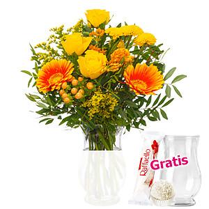 Strauß Blüten-<br>freude