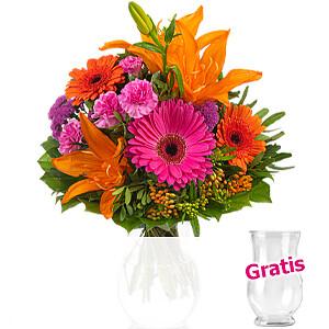 Blumenstrauß <br>Fiesta