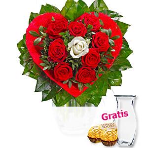 Blumenstrauß <br>Liebesbote