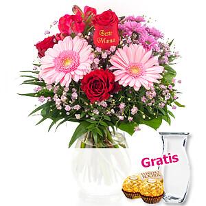 """Blumenstrauß <br>""""Beste Mama"""""""