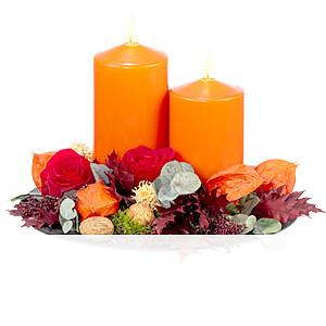 Arrangement <br>Herbstschein