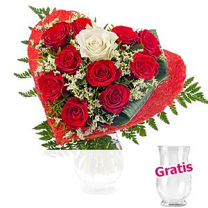 Rosenstrauß Rosen-<br>kavallier
