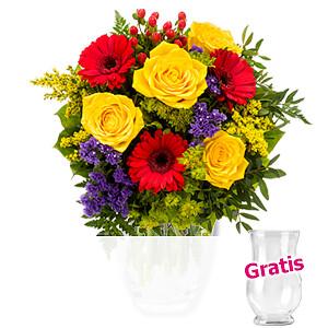 Blumenstrauß <br>Blütentraum
