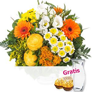 Blumenstrauß <br>Osterspaß