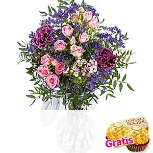 Blumenstrauß<br>Pures Glück