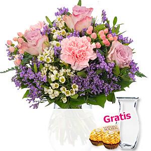 Blumenstrauß-<br>Grazie