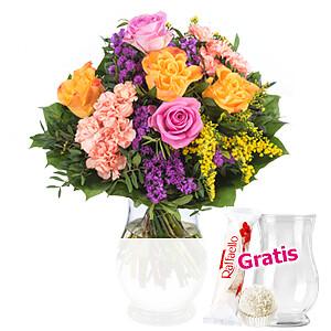 Blumenstrauß <br>Gartentraum