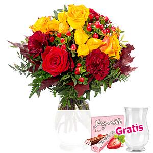 Blumenstrauß <br>Herbstgold